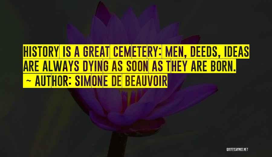 Simone De Beauvoir Quotes 436760