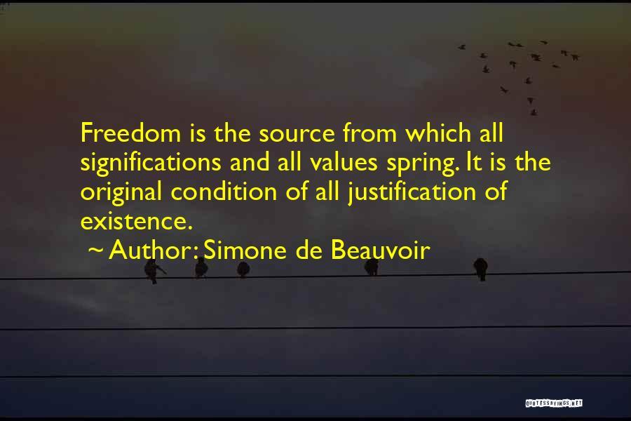 Simone De Beauvoir Quotes 484478