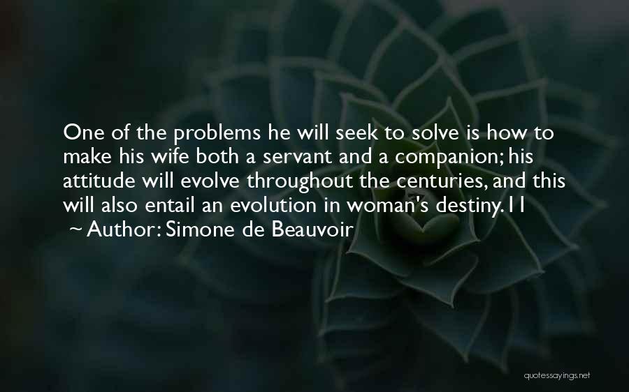 Simone De Beauvoir Quotes 498871