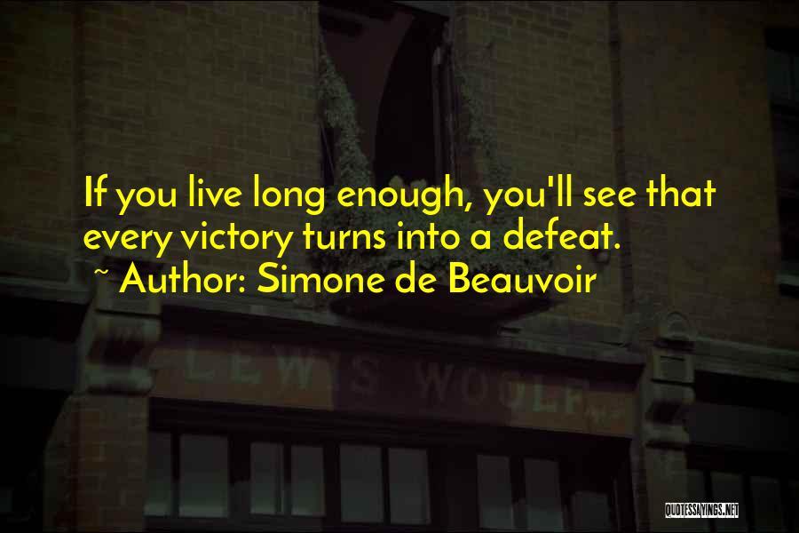 Simone De Beauvoir Quotes 530306