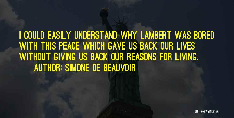 Simone De Beauvoir Quotes 532974