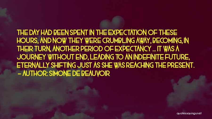 Simone De Beauvoir Quotes 698034