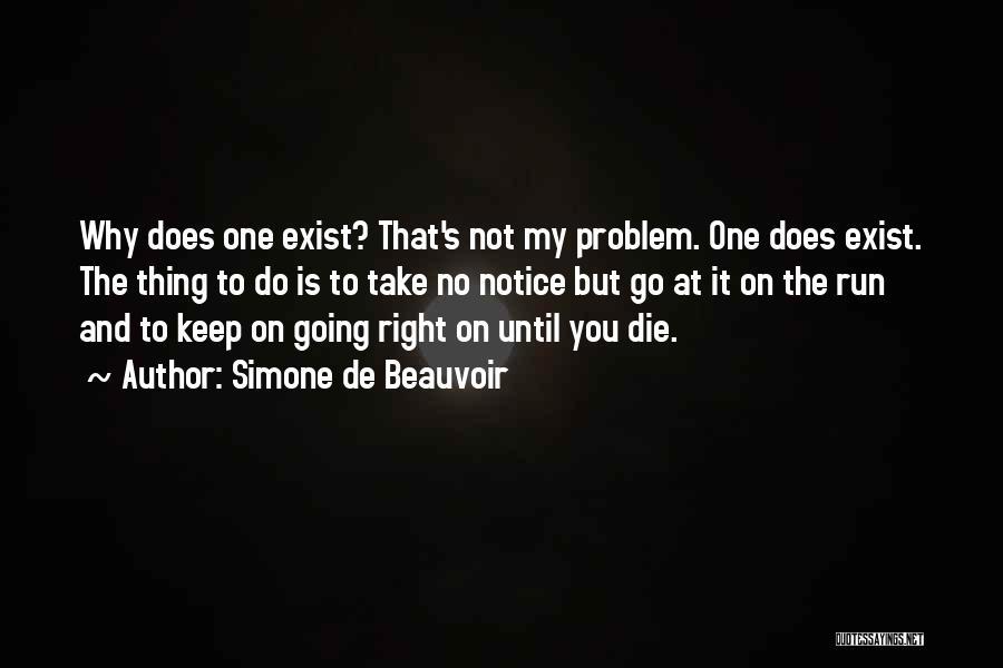 Simone De Beauvoir Quotes 772975