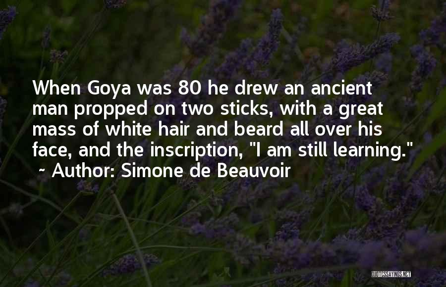Simone De Beauvoir Quotes 824391