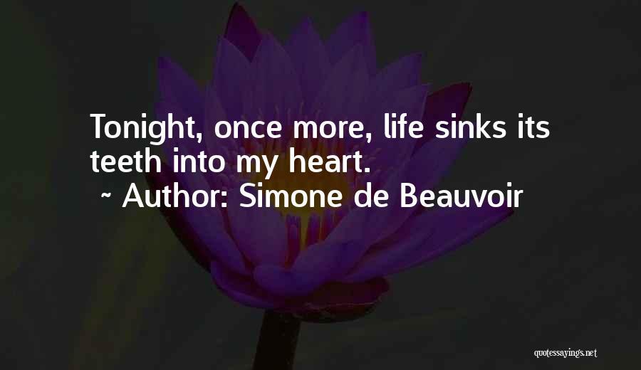 Simone De Beauvoir Quotes 87119
