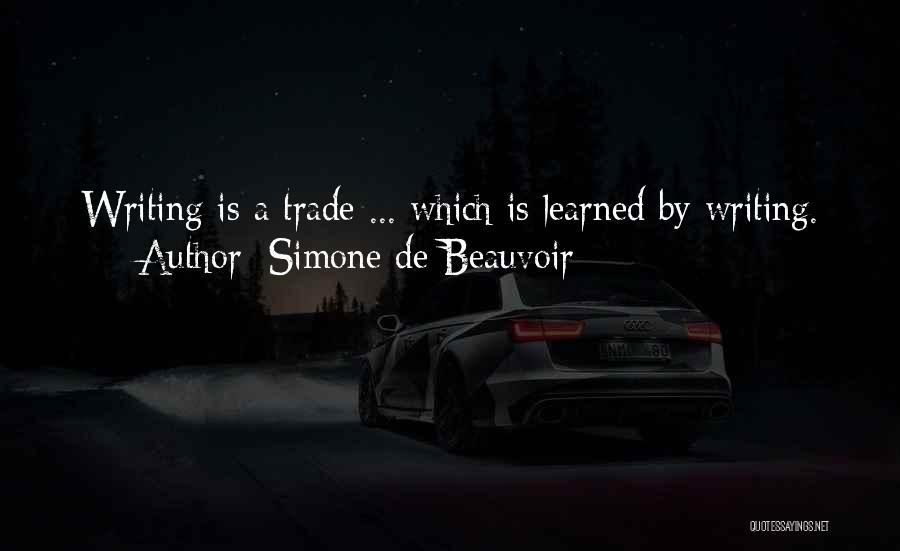 Simone De Beauvoir Quotes 892441