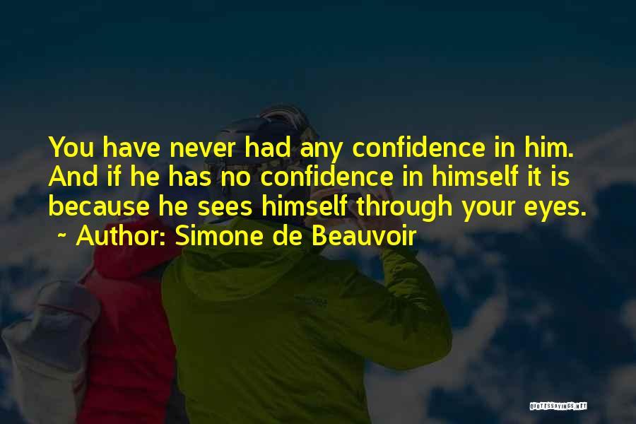 Simone De Beauvoir Quotes 952078