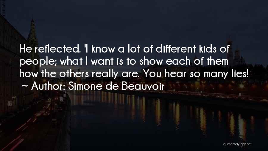 Simone De Beauvoir Quotes 972819