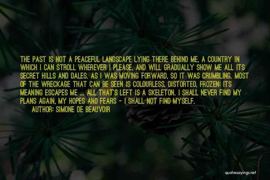 Simone De Beauvoir Quotes 984674