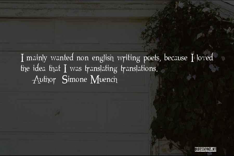 Simone Muench Quotes 1480042