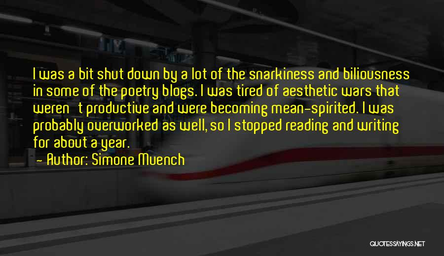 Simone Muench Quotes 738651