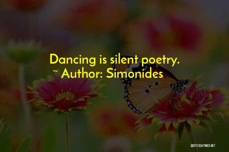 Simonides Quotes 1723404