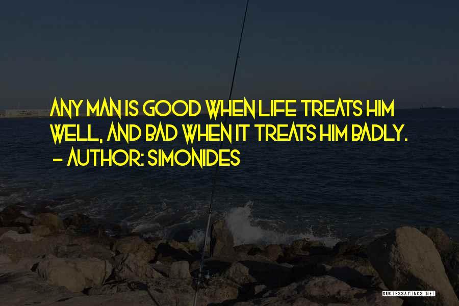 Simonides Quotes 457772