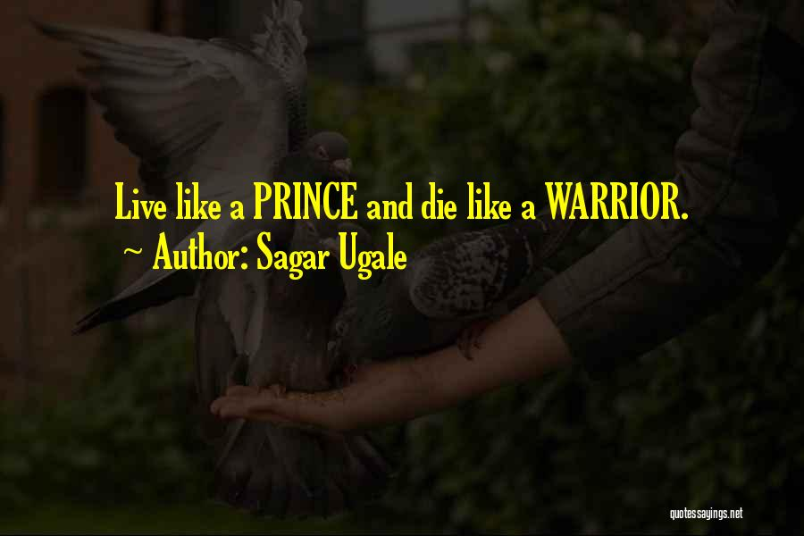 Simple But Meaningful Quotes By Sagar Ugale