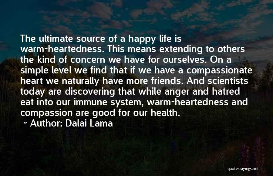 Simple Happy Life Quotes By Dalai Lama