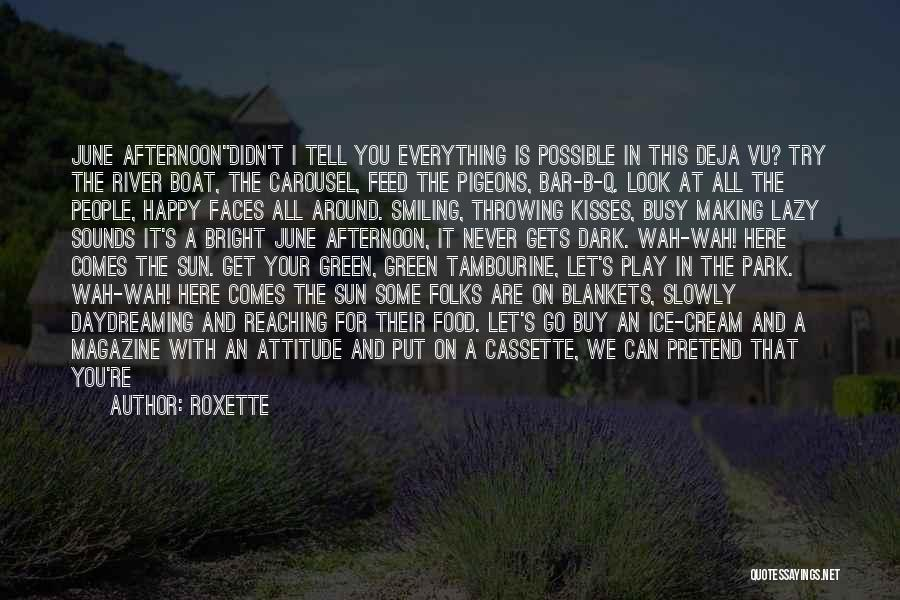 Simple Life But Happy Quotes By Roxette
