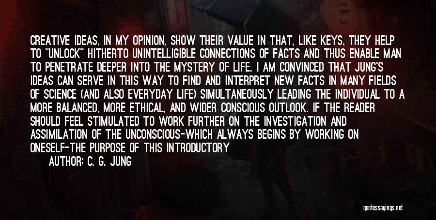 Simultaneously Quotes By C. G. Jung