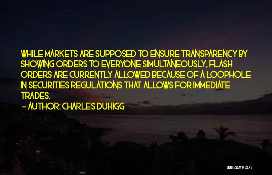 Simultaneously Quotes By Charles Duhigg