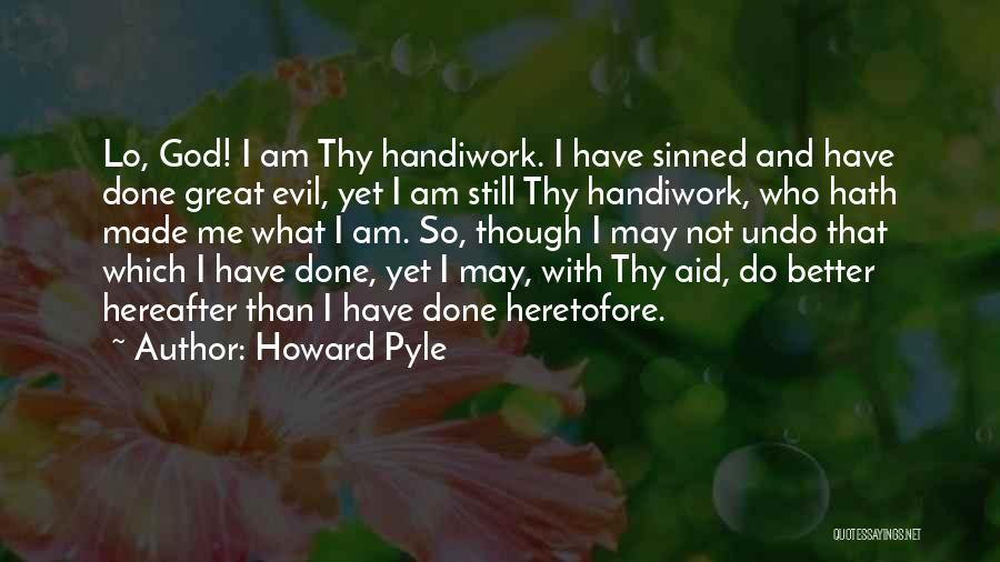 Sin And Repentance Quotes By Howard Pyle
