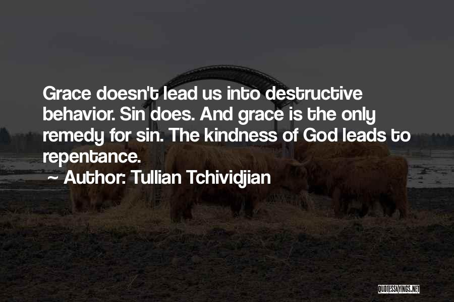 Sin And Repentance Quotes By Tullian Tchividjian