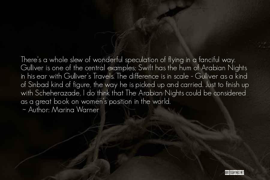 Sinbad And Marina Quotes By Marina Warner