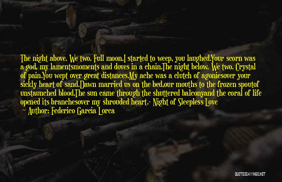 Since You Came In My Life Quotes By Federico Garcia Lorca