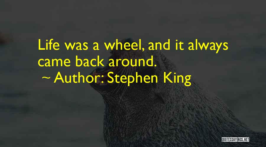 Since You Came In My Life Quotes By Stephen King