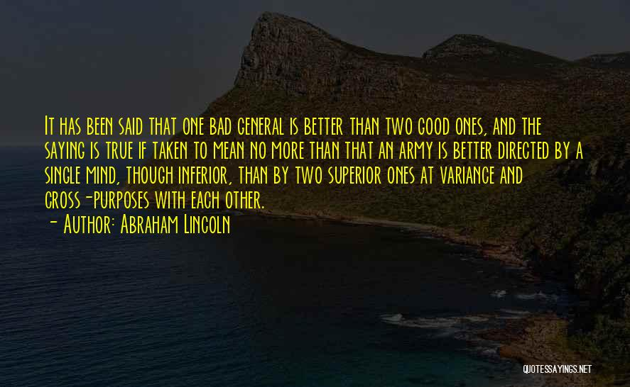 Single And Taken Quotes By Abraham Lincoln