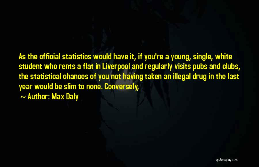Single And Taken Quotes By Max Daly