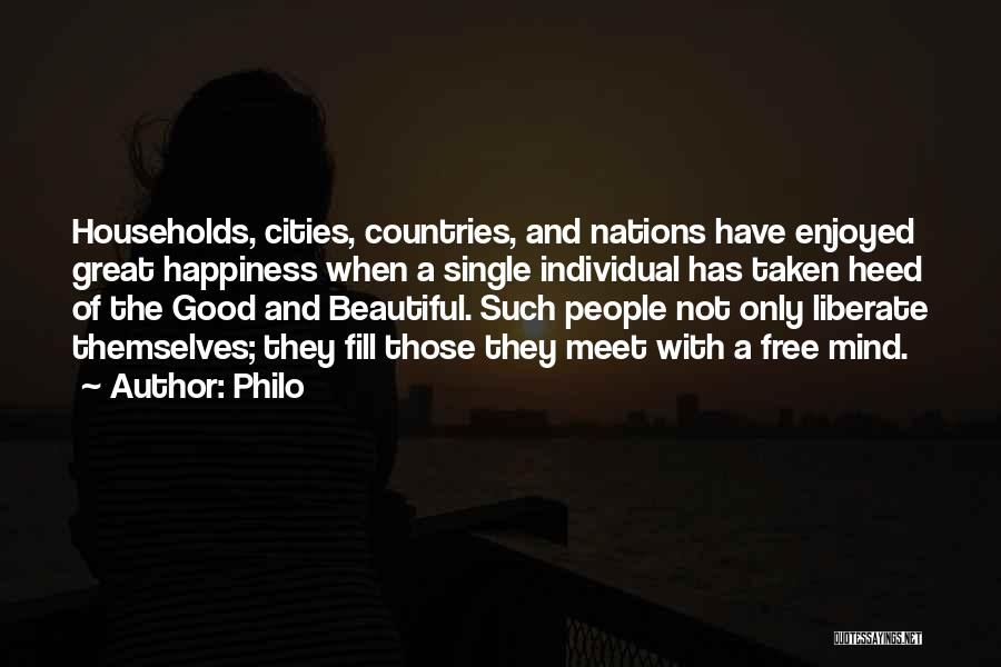Single And Taken Quotes By Philo