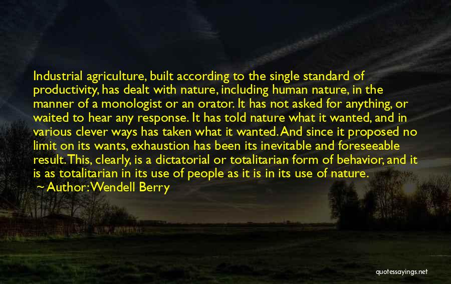 Single And Taken Quotes By Wendell Berry