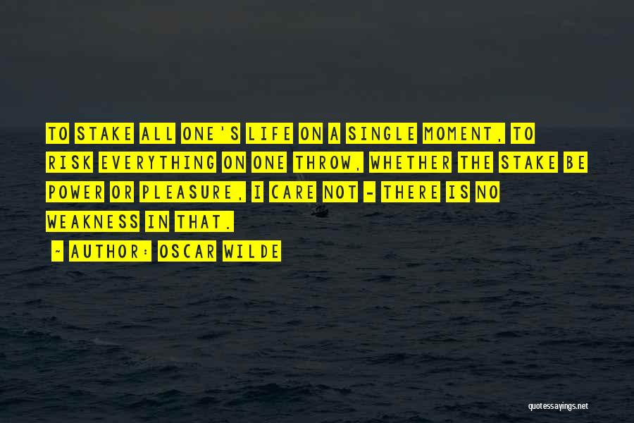 Single Mom Quotes By Oscar Wilde