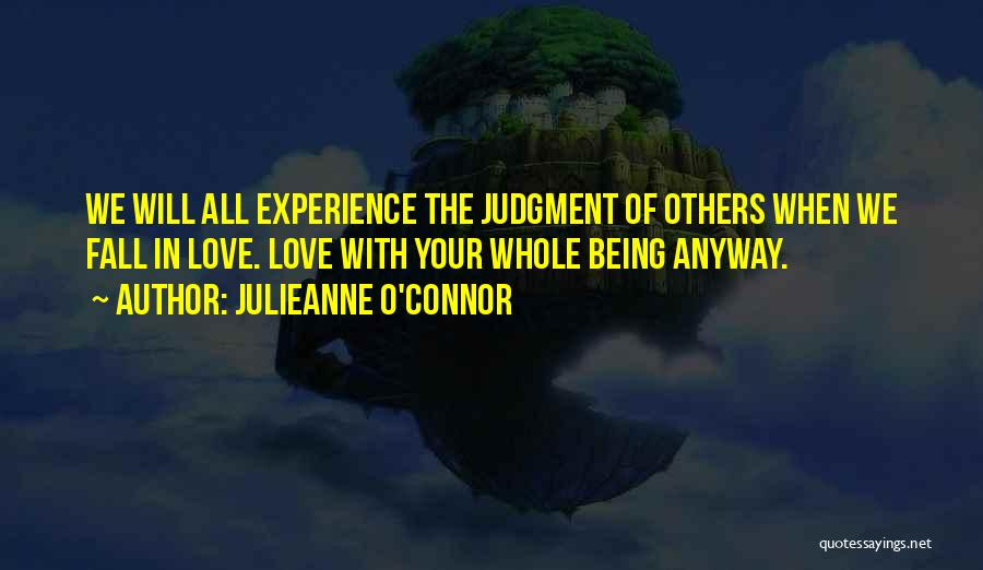 Singles Quotes By Julieanne O'Connor