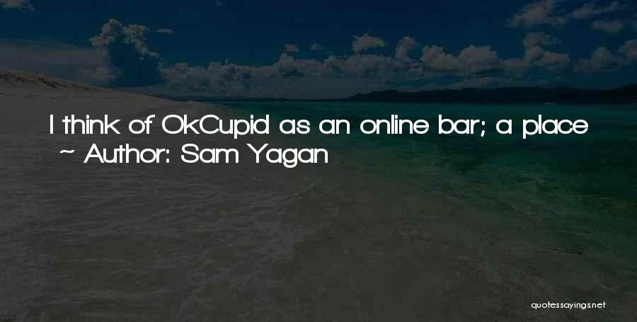 Singles Quotes By Sam Yagan