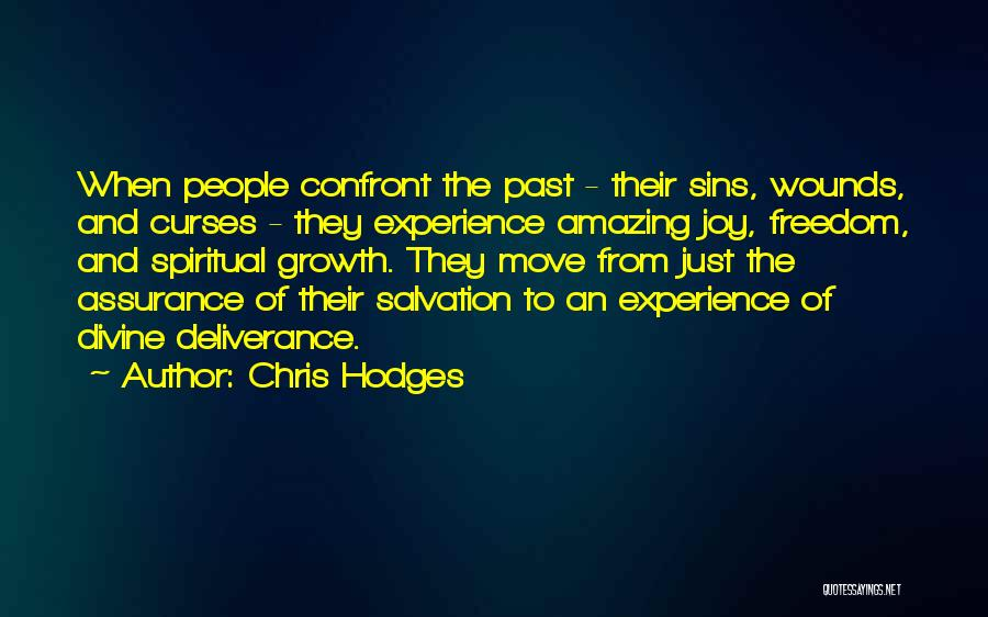 Sins Of The Past Quotes By Chris Hodges