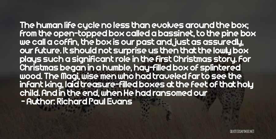 Sins Of The Past Quotes By Richard Paul Evans