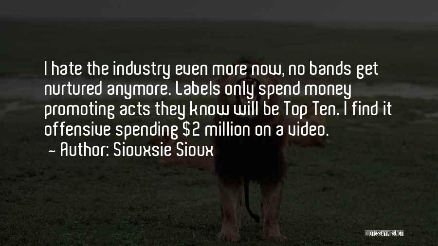 Sioux Quotes By Siouxsie Sioux