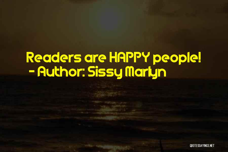 Sissy Marlyn Quotes 990402