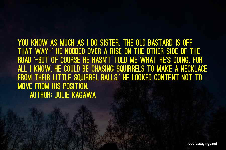 Sister By Your Side Quotes By Julie Kagawa