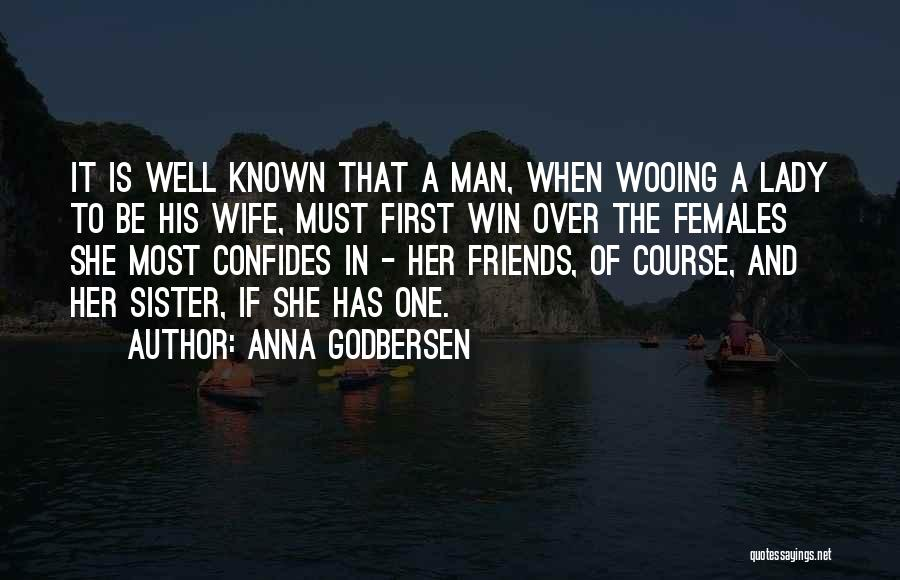 Sister Friends Quotes By Anna Godbersen