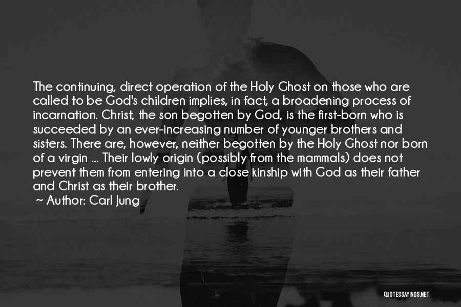 Sisters In Christ Quotes By Carl Jung