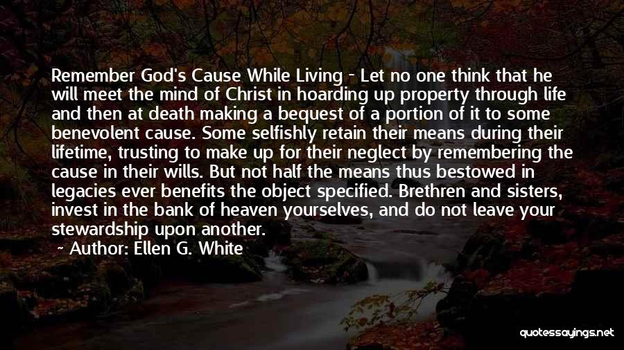 Sisters In Christ Quotes By Ellen G. White