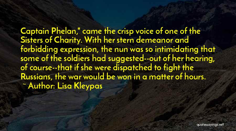 Sisters May Fight Quotes By Lisa Kleypas