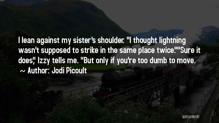 Sisters Relationships Quotes By Jodi Picoult