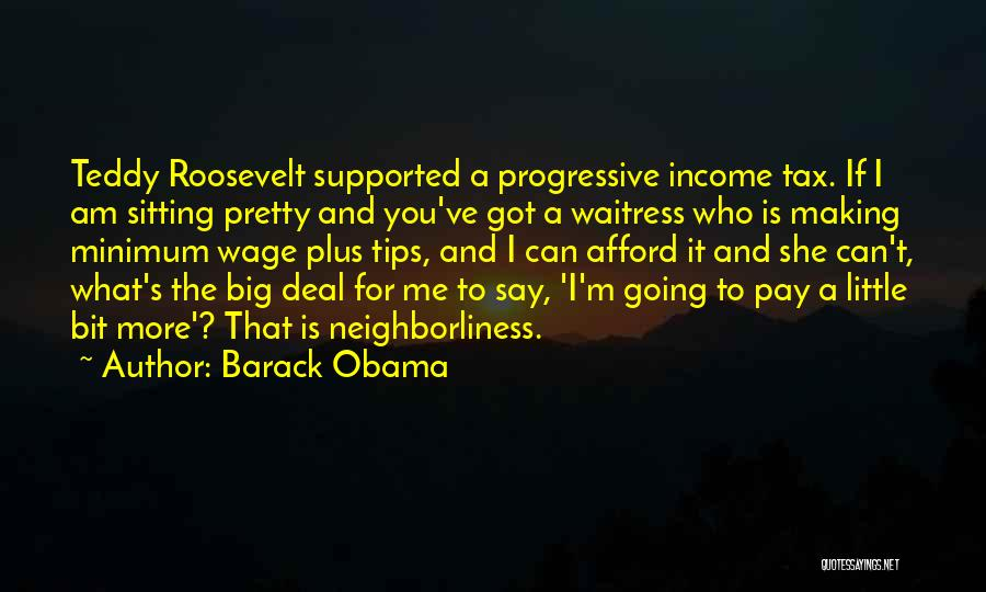 Sitting Pretty Quotes By Barack Obama