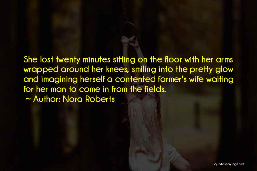 Sitting Pretty Quotes By Nora Roberts