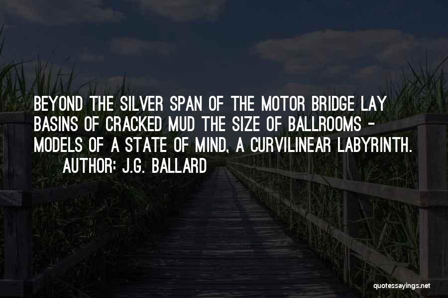 Size 0 Models Quotes By J.G. Ballard