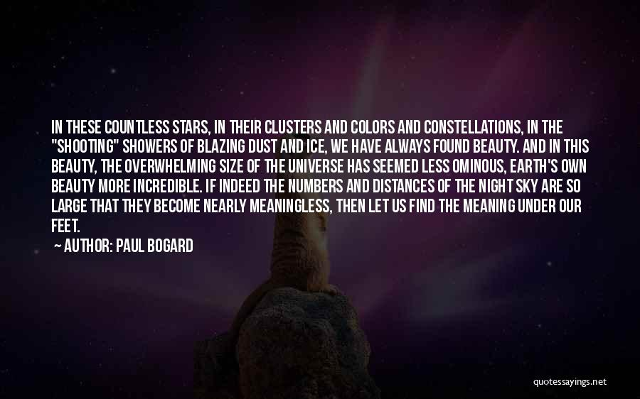 Size And Beauty Quotes By Paul Bogard