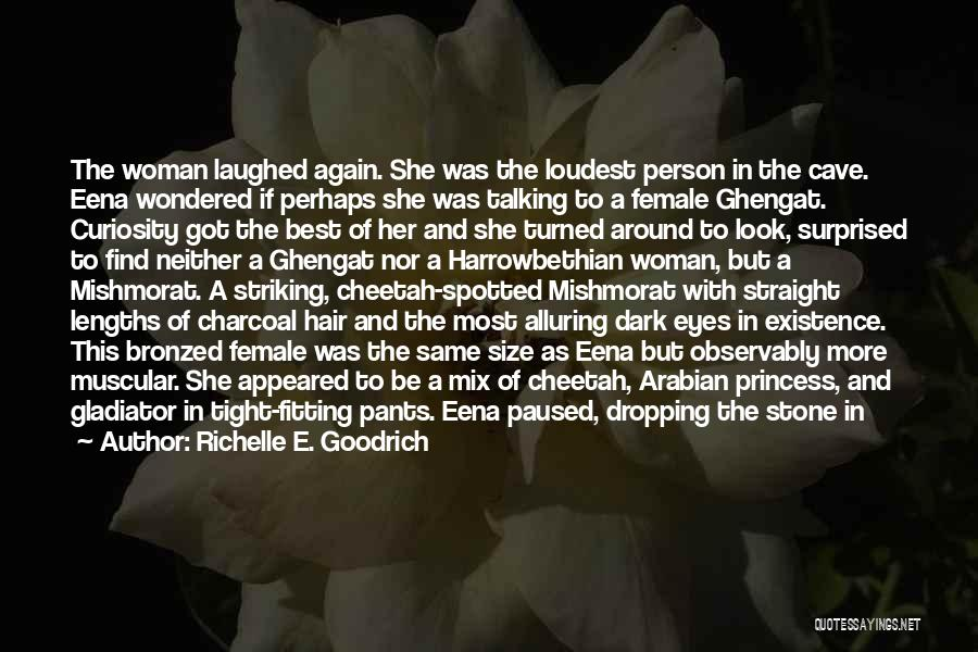 Size And Beauty Quotes By Richelle E. Goodrich