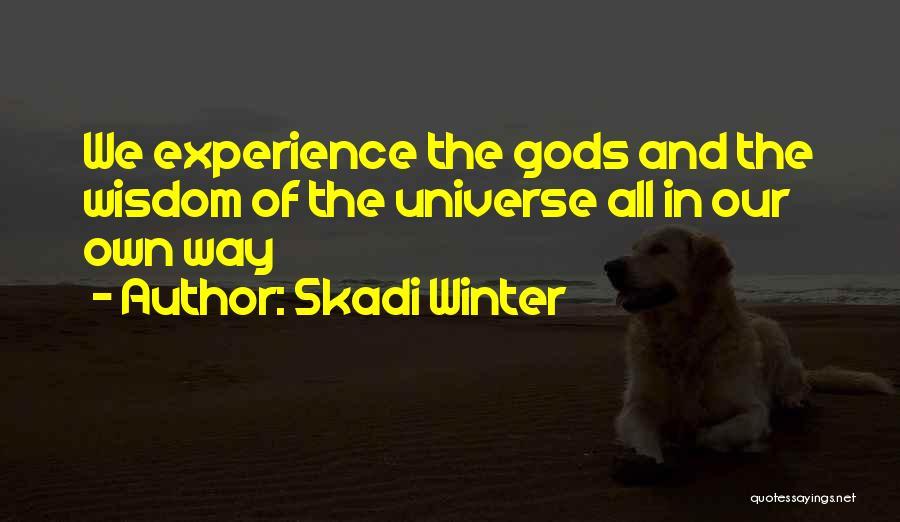 Skadi Winter Quotes 455783